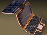 Солнечный ноутбук